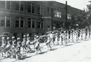 1939-1941 St George_s Cadets Holy Name Parade